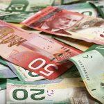 Възстановяването на USD/CAD е ограничено под 1.3100 засега