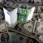 Eврото падна под 1.2150 на фона на възстановяването на долара